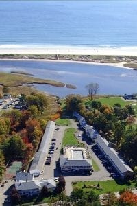 Ogunquit Beach Maine Motel Ocean Front Location